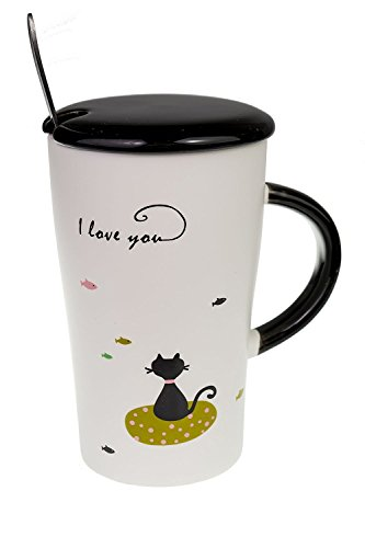Coffee Mugs Sayings Ceramic Spoon product image