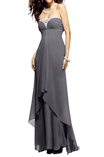 Ivydressing - Vestido - trapecio - para mujer plata