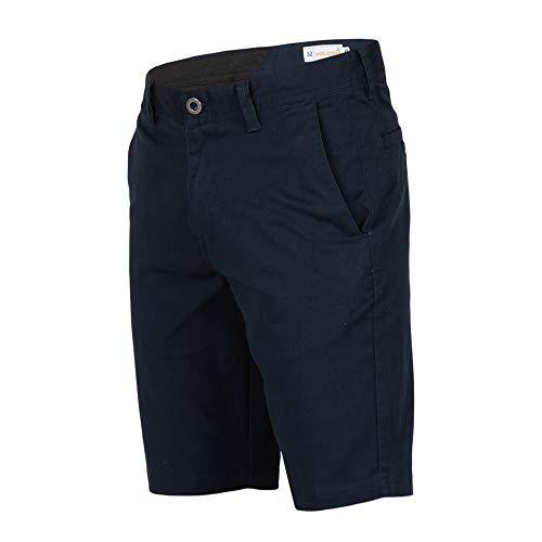 - Volcom Men's Frickin Modern Stretch Chino Short, Dark Navy 32