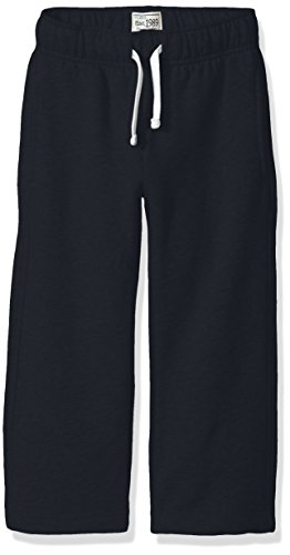 The Children's Place Baby Boys' Toddler Gym Uniform Fleece Pant, New Navy, 4T