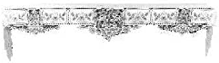 product image for Heritage Lace Heirloom 20-Inch by 91-Inch Mantle Scarf, Ecru