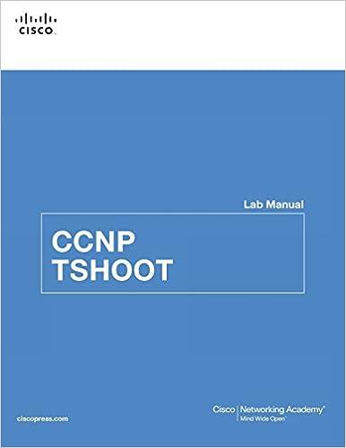 Ccnp tshoot lab manual lab companion 9781587133053 computer ccnp tshoot lab manual lab companion 1st edition fandeluxe Choice Image