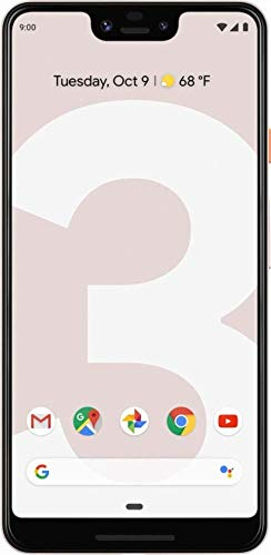 Gsm Quad Band Digital Mobile Phone - Google Pixel 3 XL Smartphone (G013C) GSM Unlocked + Verizon - 64GB / Not Pink