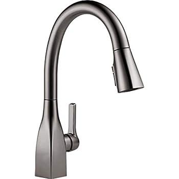 Delta Faucet 9183 Ks Dst Single Handle Kitchen Faucet With