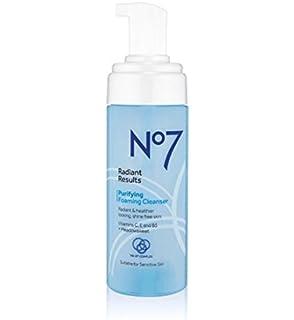 No7 Beautiful Skin Foaming Cleanser For Normal / Oily Skin 150Ml Caudalie Paris Resveratol Lift Firming Serum, 1.0 oz.