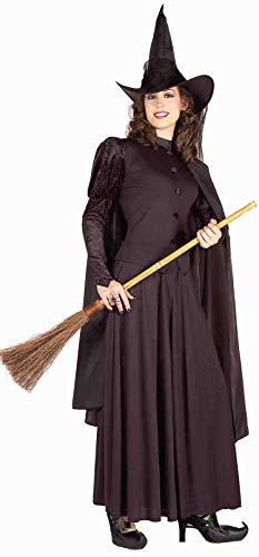 Wizard Of Oz Witch Costumes (Forum Novelties Women's Classic Witch Costume, Black,)