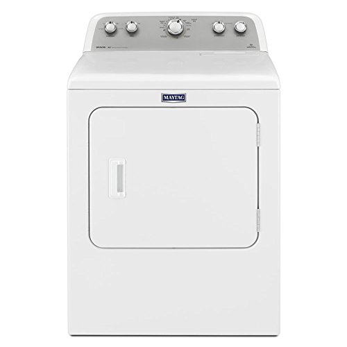 Bravos 7.0 cu. ft. Gas Dryer in White