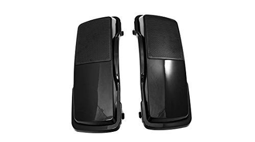 Saddle Bag Speaker Lids - 8