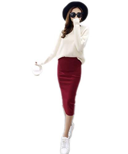 - Summer Skirts Sexy Pencil Skirts Women Skirt Wool Long Skirt Package Hip Split Waist Skirt,A 19 Winnie The Pooh,One Size