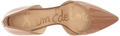 Women's Evening Telsa Patent Sam D'Orsay Edelman Sand Pump qB5XZ5