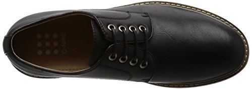 Derby Navy Red Men's Black Black Shoes Smooth NINE up Gray O Lace qFgw4BIx