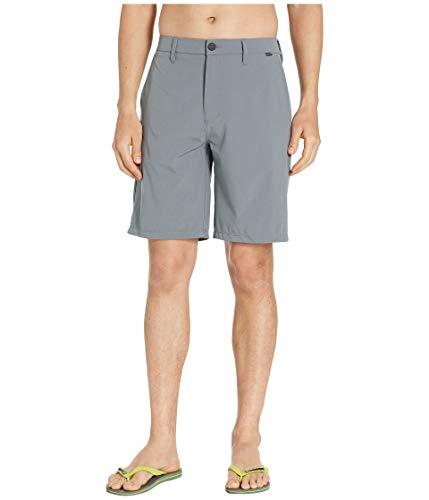 - Hurley Men's Phantom Flex 2.0 Walkshort, Cool Grey, 31