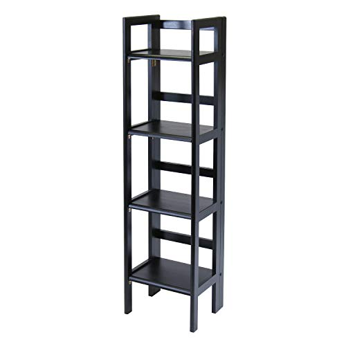 - Winsome Wood 20852 Terry Shelving, Black