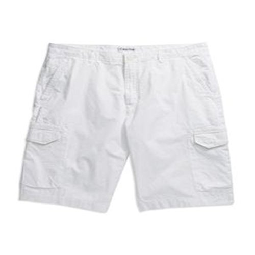 Calvin Klein Pd Twill Cargo Short White Size: 38