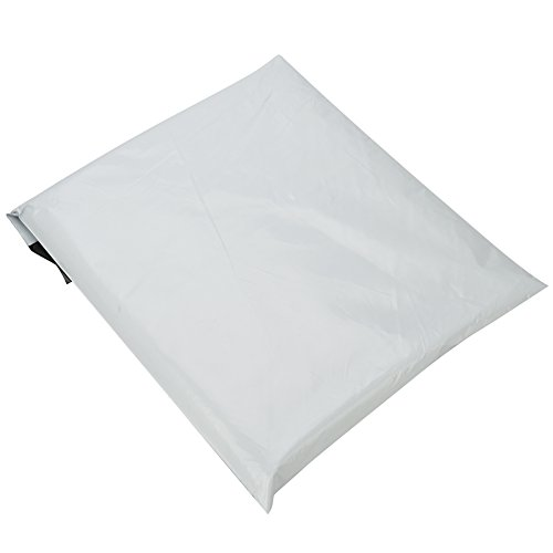 BESTEASY 9'' x 12'' White Poly Mailers Envelopes Bags Self Sealing Shipping Bags (100 Bags) Photo #3