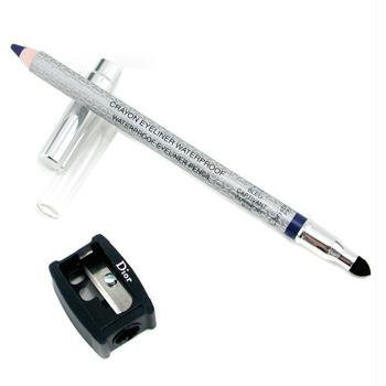 1.2g/0.04oz Eyeliner Pencil (Christian Dior Long-Wear Waterproof Eyeliner Pencil 254 Captivating Blue, 0.04oz, 1.2g)
