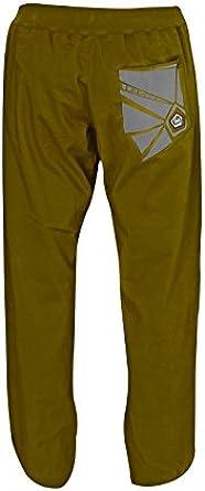 E9 Gum – Pantalones de escalada verde: Amazon.es: Ropa y ...