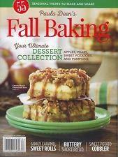 Paula Deen's Fall Baking 2018 (Dessert - Desserts Deen Paula