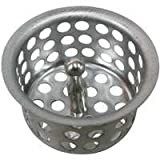 Sink Basket Strainer, 1 1/2 by Mintcraft