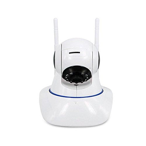 Überwachungskamera Nacht Vision-Funktion IP-Kamera Sicherheit Dual-Way-Talk
