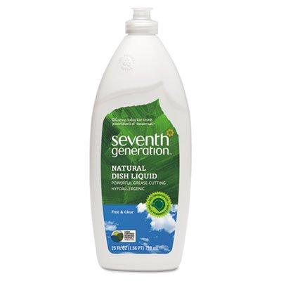 free and clear dishwashing liquid - 5