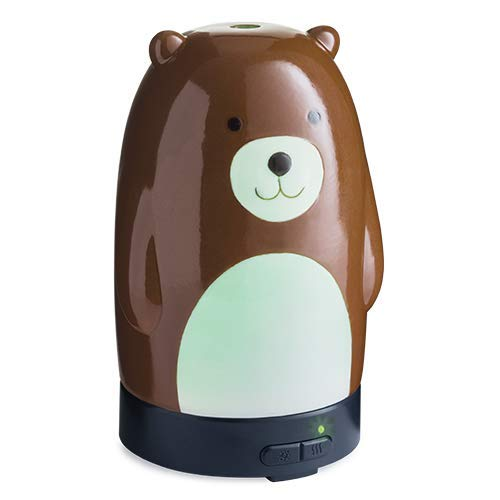 Airomé Teddy Bear Glass Essential Oil Diffuser