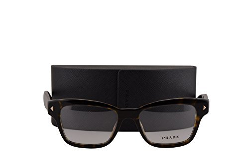 Prada PR10SV Eyeglasses 51-17-140 Havana 2AU1O1 VPR10S (FRAME+CASE - David Glasses Beckham