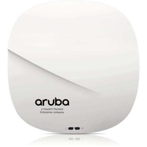 Aruba Instant IAP-315-US Access Point JW813A (2x2 MIMO, 802.11AC, Wave 2, 2.4GHz and 5GHz, POE) by aruba