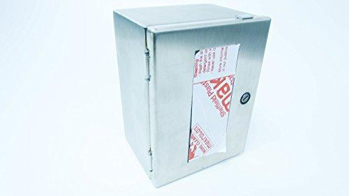 Amazon.com: Hofmann lwc201512ss Instrumentación Box, NEMA 4 ...