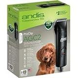AGC2 2 SPEED PROFESSIONAL ANIMAL CLIPPER - 2700/3400 SPM
