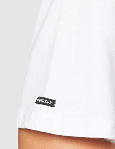 Superdry City Unity Box Fit T-shirt damski: Odzież