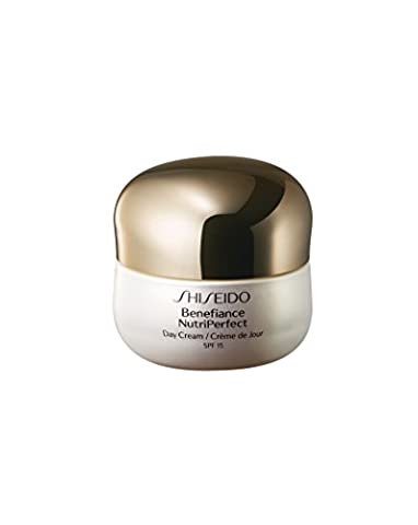 Shiseido Benefiance NutriPerfect Day Cream SPF 15 1.7 Ounce - 1.7 Ounce Energizing Shampoo