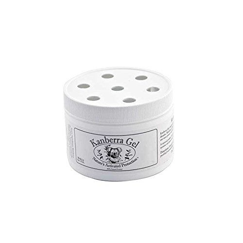 MACs Auto Parts 66-50923 - Ford Thunderbird Kanberra Gel Air Neutralizer, 4 Oz. Tub, Use In Full Size Vehicles