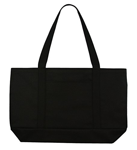 The 8 best black totes