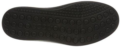 ECCO S7 Teen, Zapatillas Unisex Niños Negro (Black/black)
