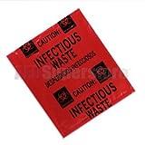 "Biohazard Bag 10"" x 12"" - AMP0122 offers"