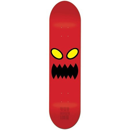Toy Machine Monster Face 8.0 Skateboard Deck