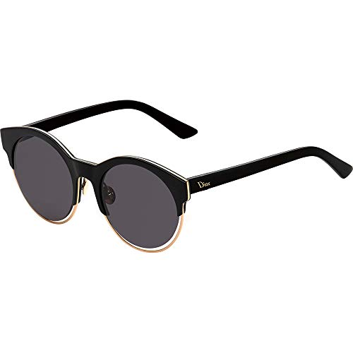 Christian Dior Sideral/1S Sunglasses Black Rose ()