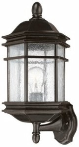 (Dolan Designs 9236-68 16-3/4-Inch Winchester Barlow Outdoor Wall Light, 16 3/4