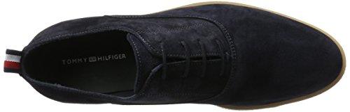 Tommy Hilfiger W2285illiam 1b, Scarpe Oxford Uomo Blu (Midnight)