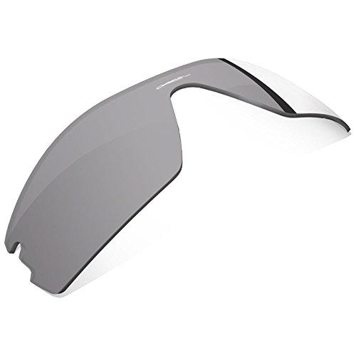 Oakley RadarLock Pitch Replacement Lens Grey, One - Lenses Pitch Radarlock Oakley