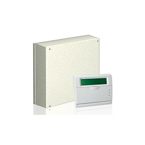 Central alarma 8 zonas ampliable a 16 AMC C16 + teclado k ...
