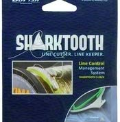 Maxima Shark Tooth 3pk 3.0 Size 3.0 (Fishing Line For Sharks)