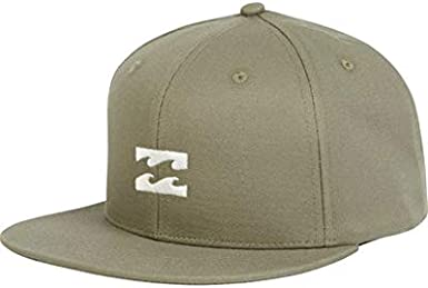 new high good quality best authentic Amazon.com: Billabong Men's All Day Snapback Hat Light Military ...