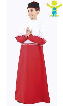 Disfraz de Monaguillo Tristán para niño T-6 (5/7 años ...