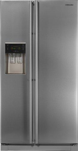 Samsung RSA1UTSL1/XEF Independiente 484L A+ Plata nevera puerta ...