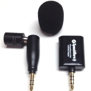 SpeechWare TabletMike for USB MultiAdapter, Smartphones and Tablet