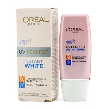Loreal Uv Perfect Instant White Protect Longlasting to 12hrs