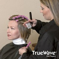 Jumbo Ladybug - Graham Beauty Salon Truewave Jumbo End Paper 1000 Pack - HC-26067