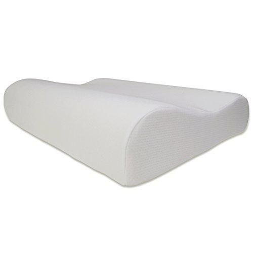 FY-Living Contour Memory Foam Cervical Pillow for Side Sl...
